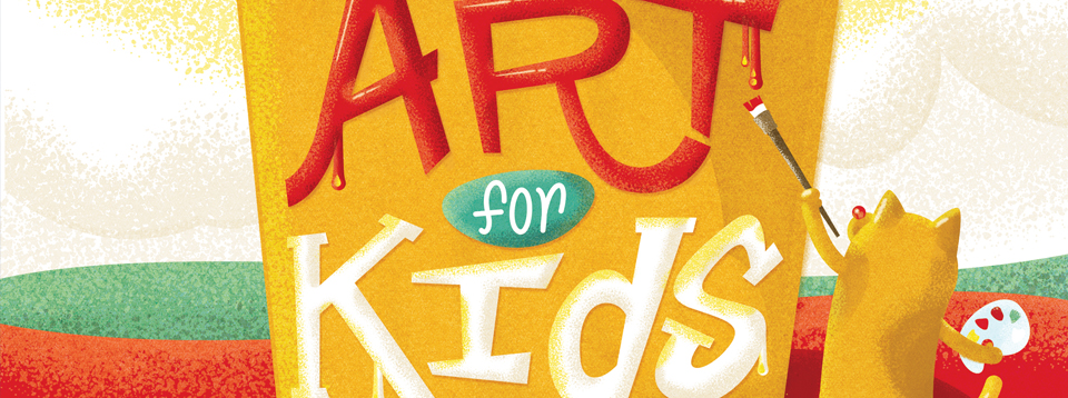 Art for Kids Booklet