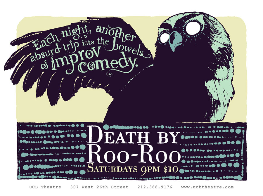 Upright Citizens Brigade - Death by Roo-Roo