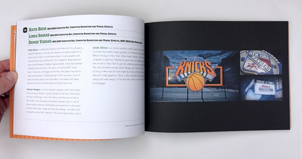 The Sports Show Booklet Inside