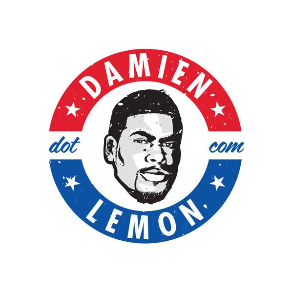 Damien Lemon Logo